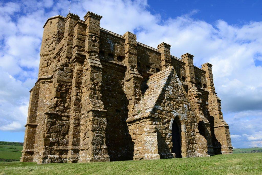 St. Catherines Chapel - der Aufstieg von Abbotsbury hierher ist sehr lohnenswert!