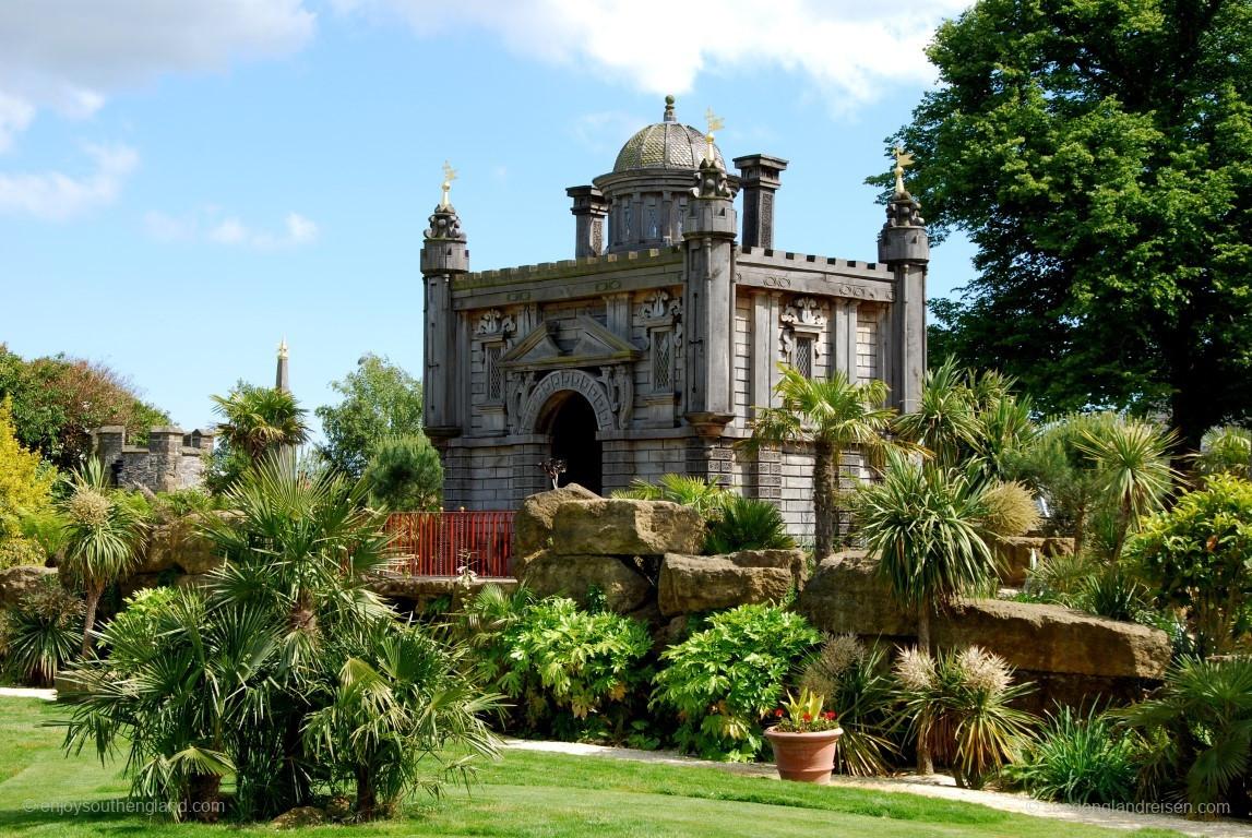 im Arundel Castle Garden