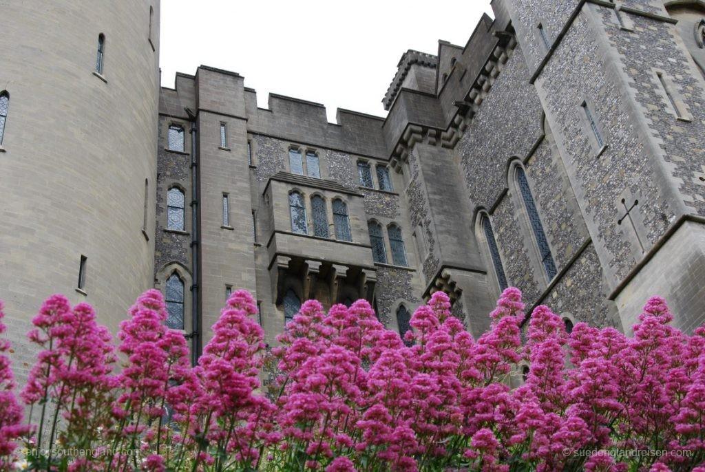 Details von Arundel Castle