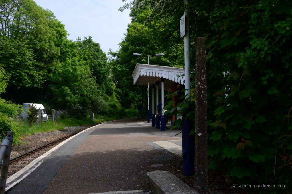 Calstock Railway Station
