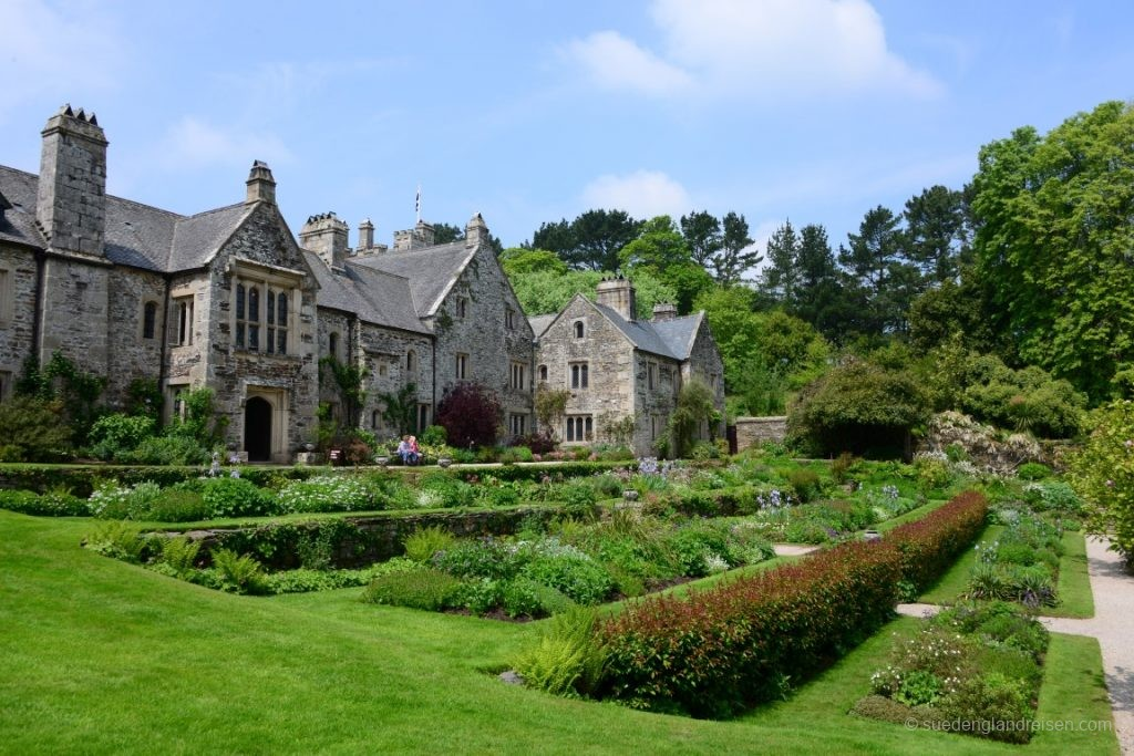 Unser letzter Stop in Cornwall: Cothele House and Gardens