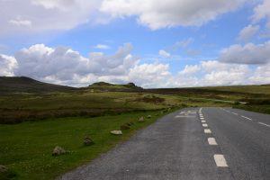 unterwegs im Dartmoor (Devon)
