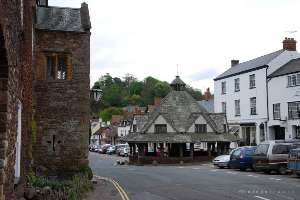 Das Market Cross in Dunster