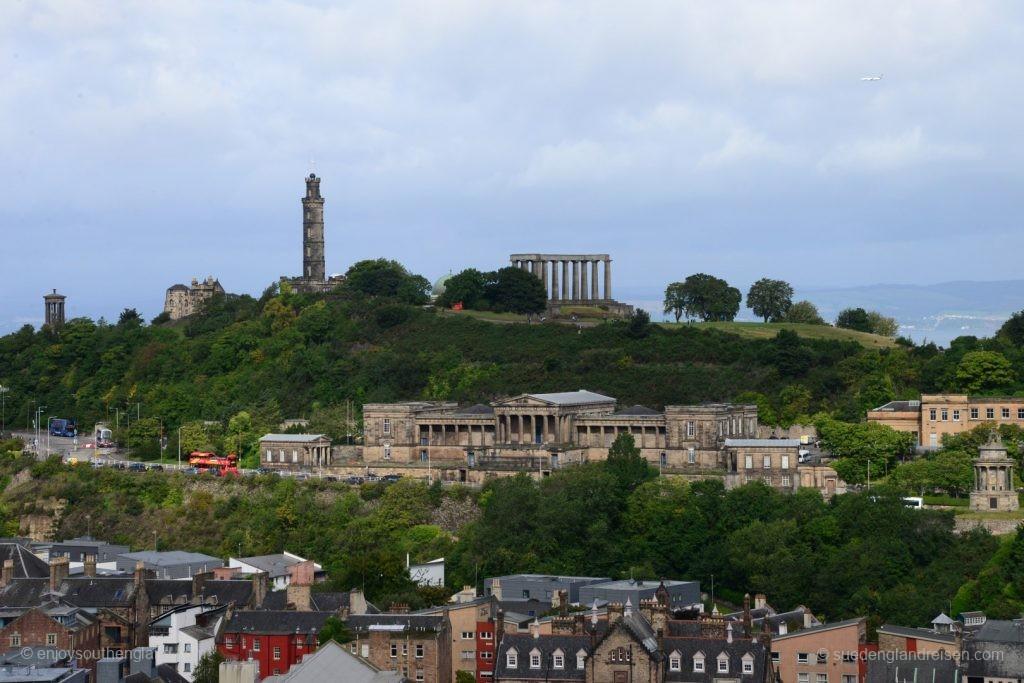 Die Akropolis von Edinburgh