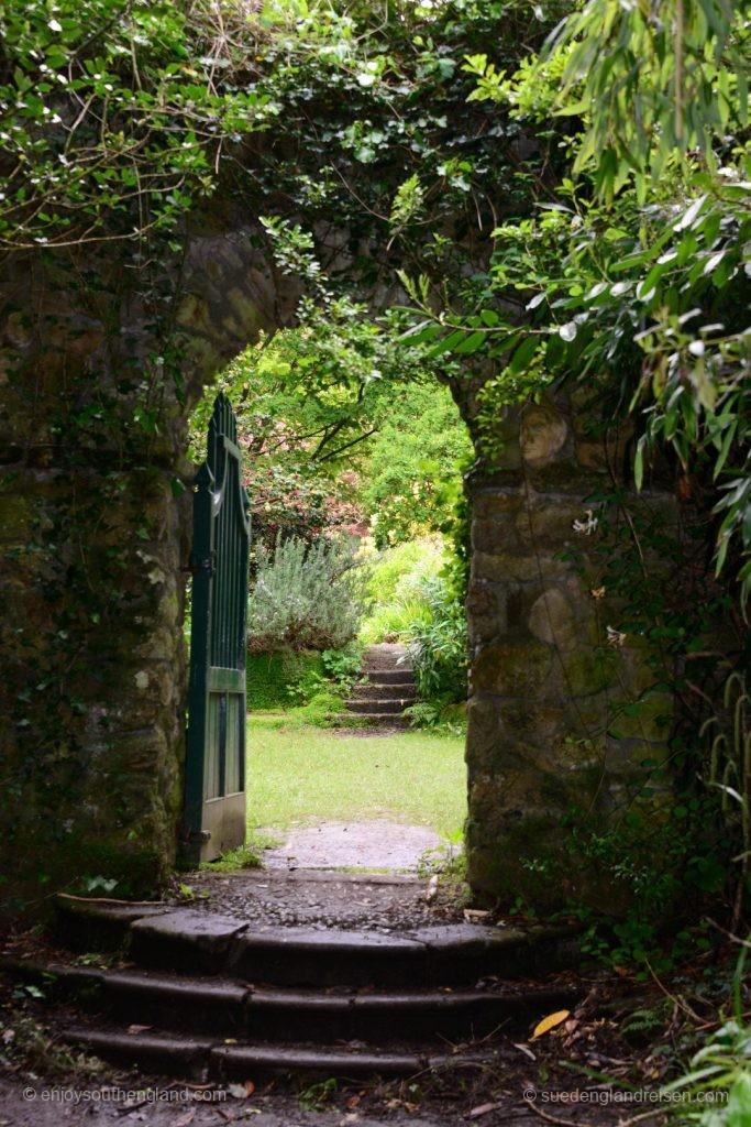 Auch das ist Enys Gardens in Cornwall