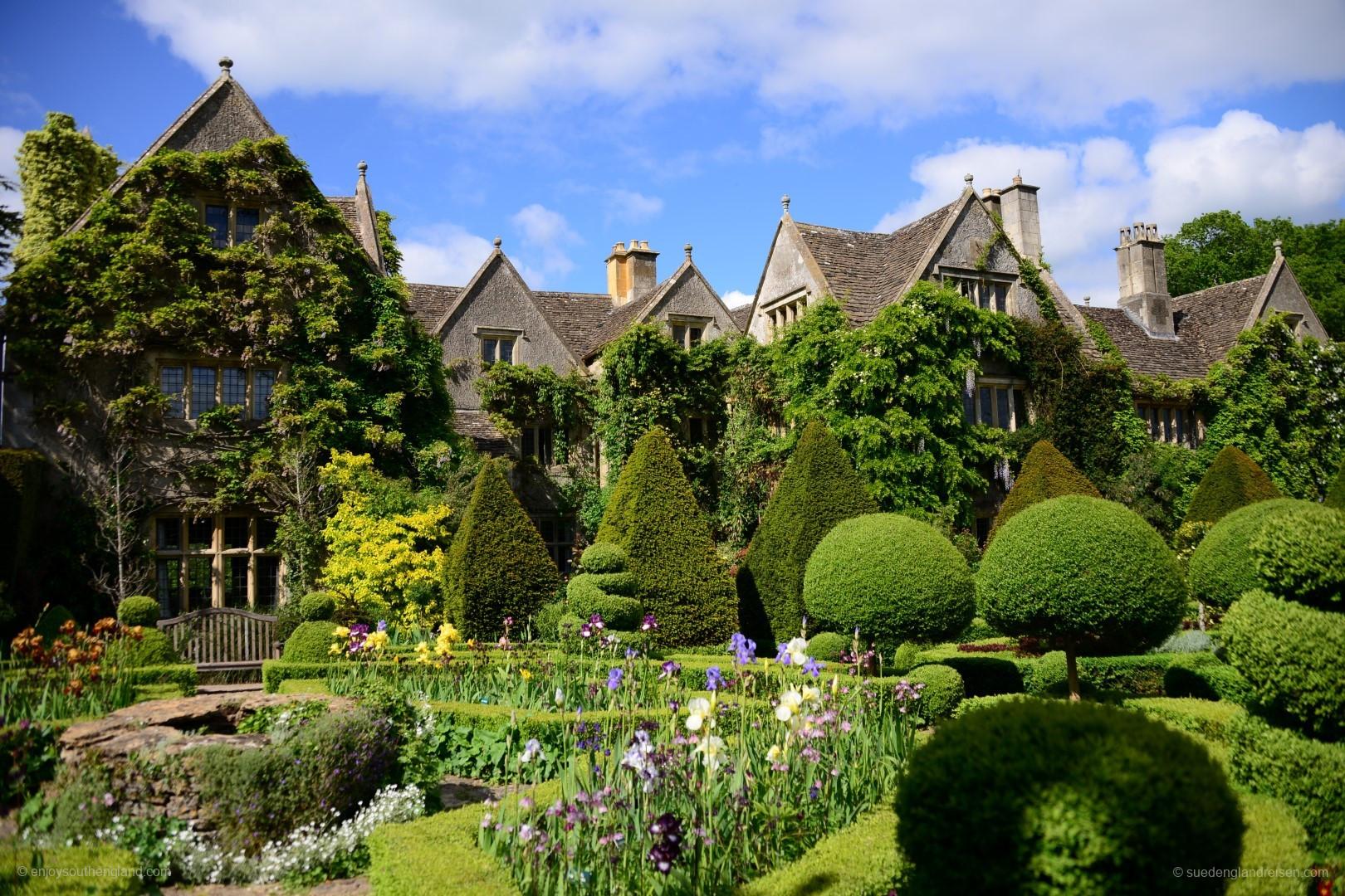Abbey House Garden - das private Wohnhaus