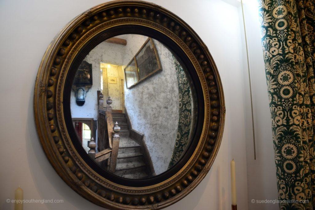 Im Inneren von Kelmscott Manor
