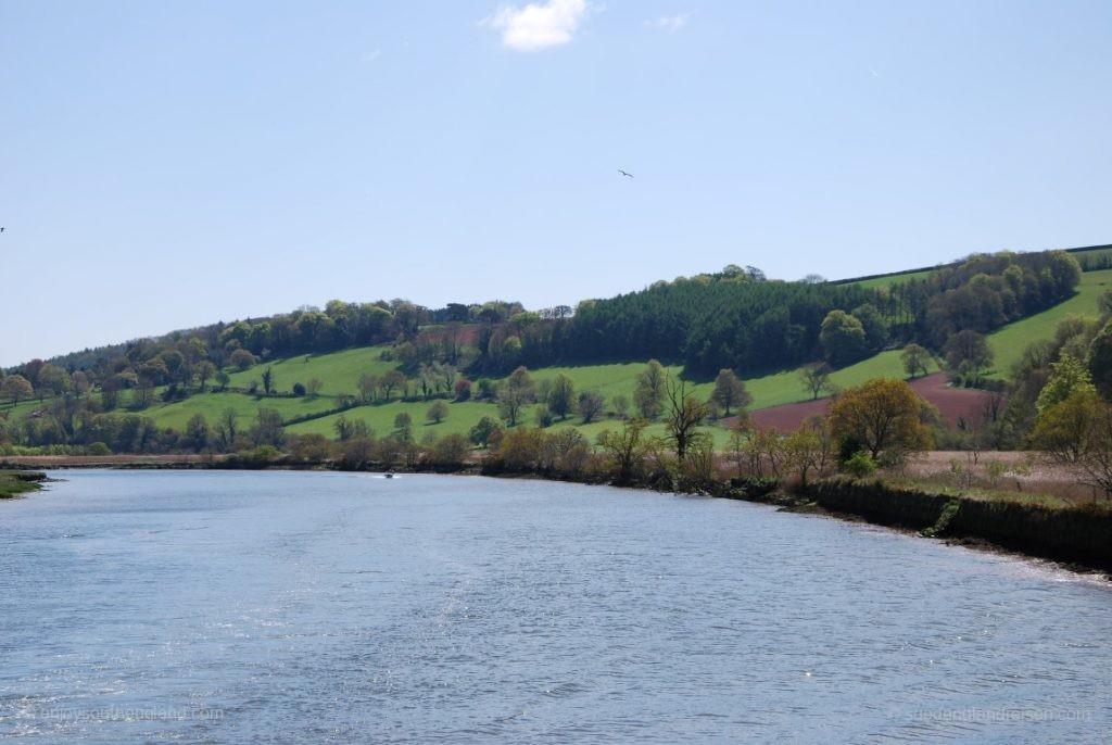 Highlights - Bootsfahrt auf dem River Dart (21)