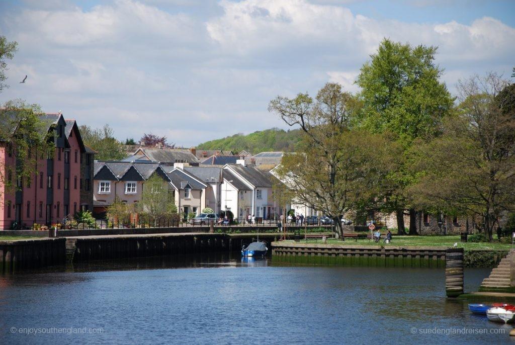 Highlights - Bootsfahrt auf dem River Dart (23)