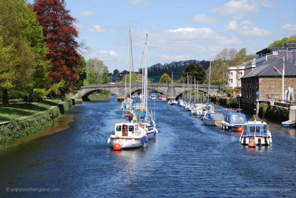 Highlights - Bootsfahrt auf dem River Dart (25)