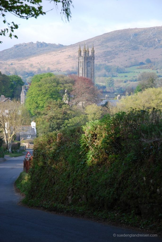 The Cathedral in the Moor (in Widecombe-in-theMoor)