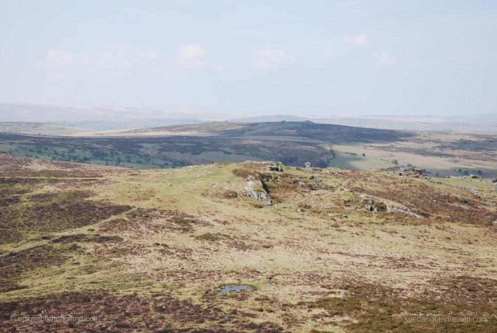 Das Dartmoor - große Weite!