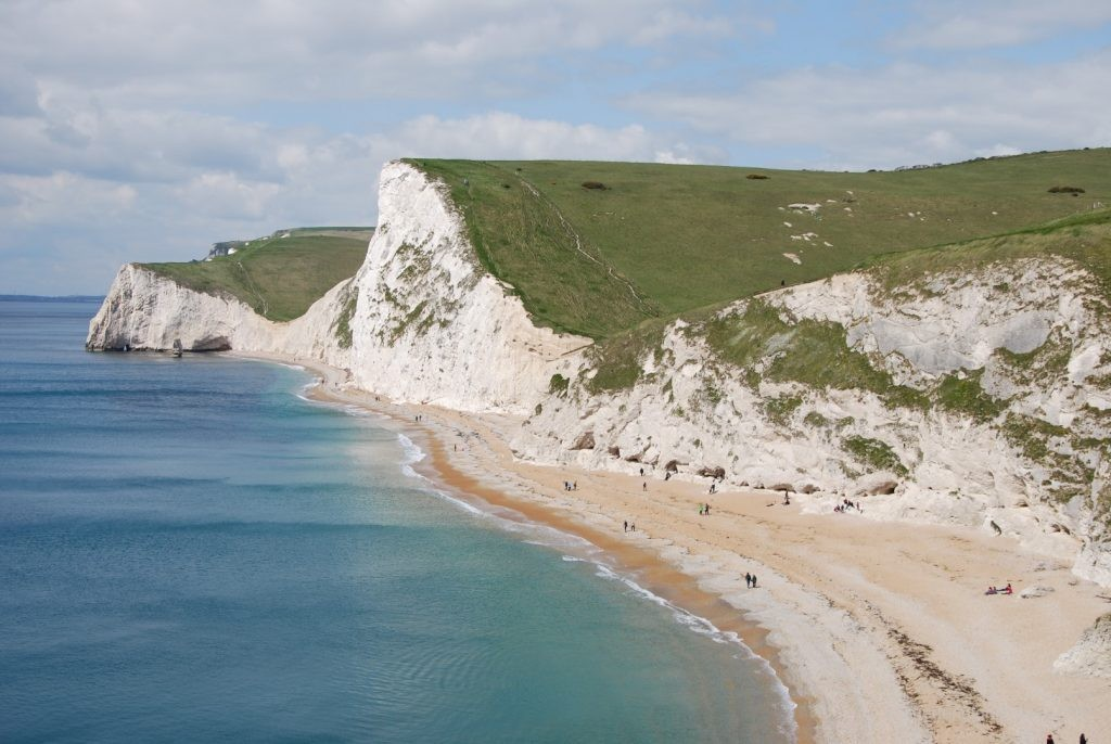 Jurassic Coast bei Durdle Door
