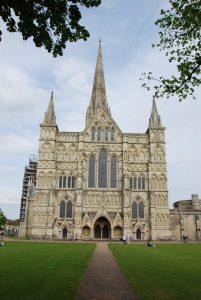 Salisbury Cathedral (Wiltshire)