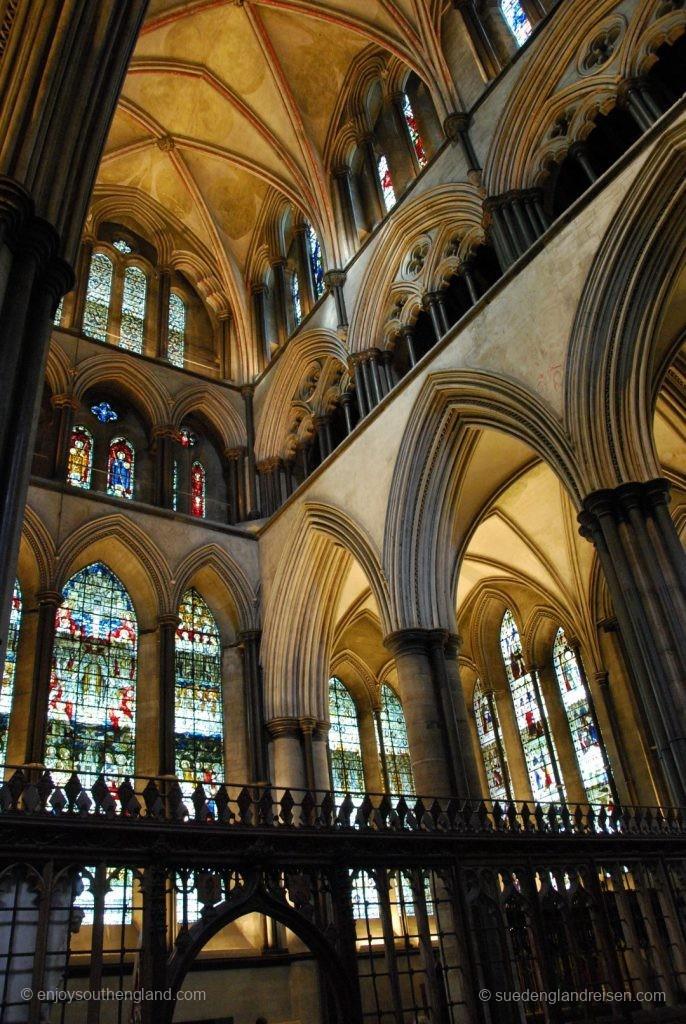 Innenraum der Salisbury Cathedral