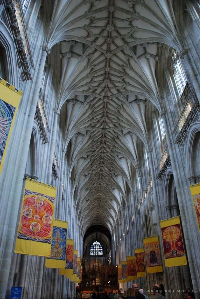 Highlights - Winchester Cathedral (3)