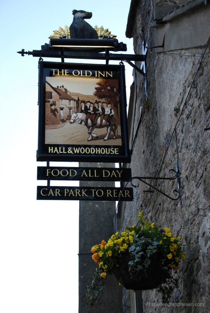 The Old Inn in Widecombe-in-the-Moor