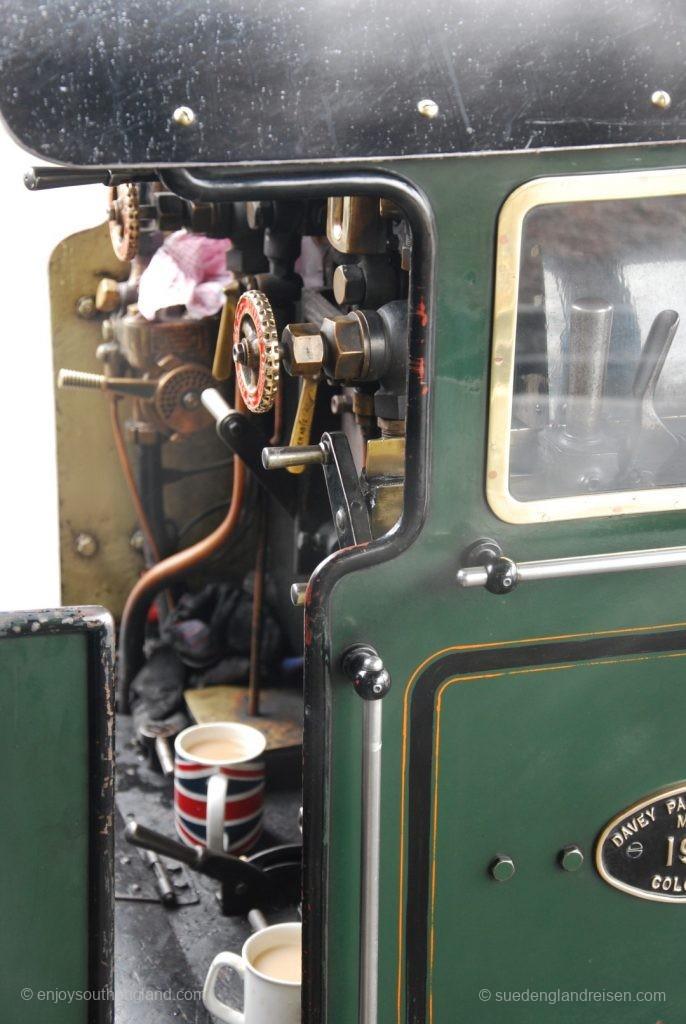 Romney, Hythe & Dymchurch Railway - Lokomotivdetails
