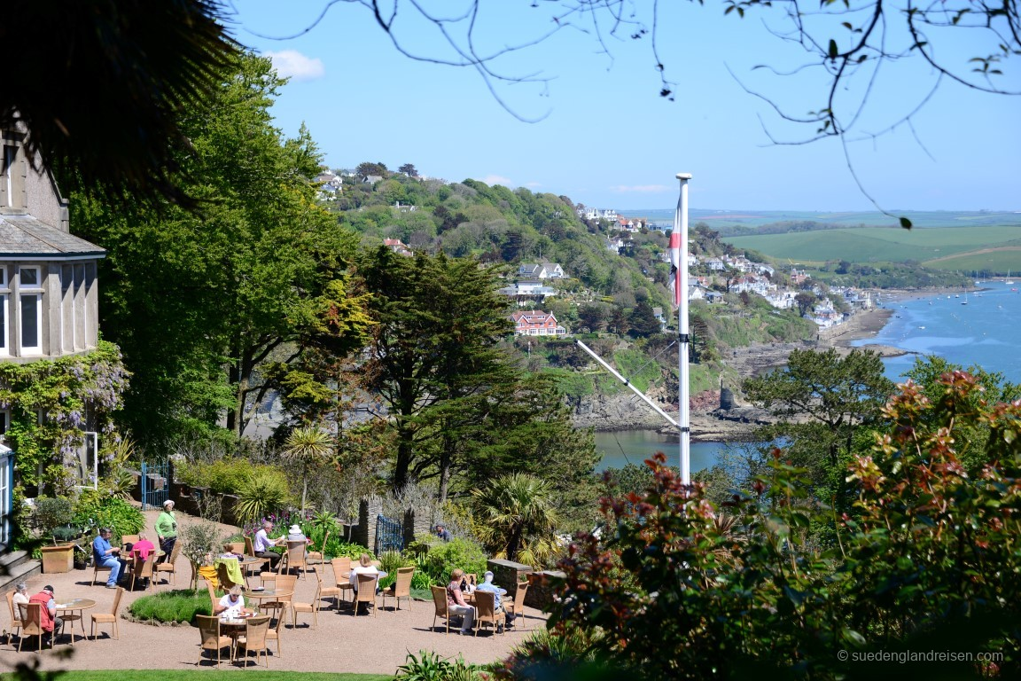 Overbeck*s Garden bei Salcombe in Devon