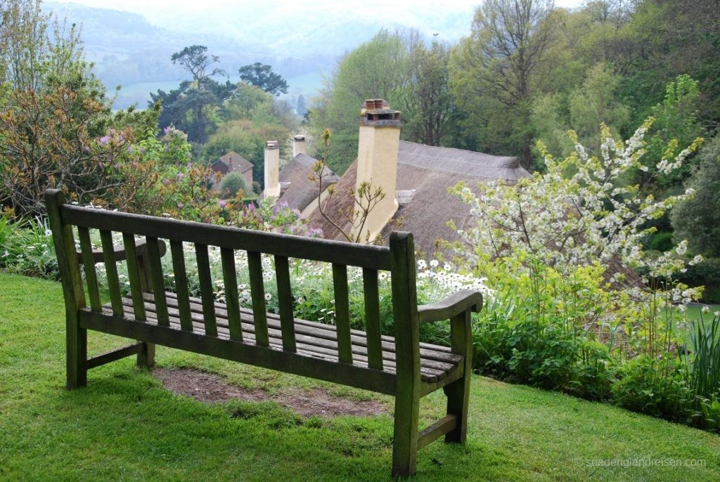 Blick auf Selworthy im Exmoor