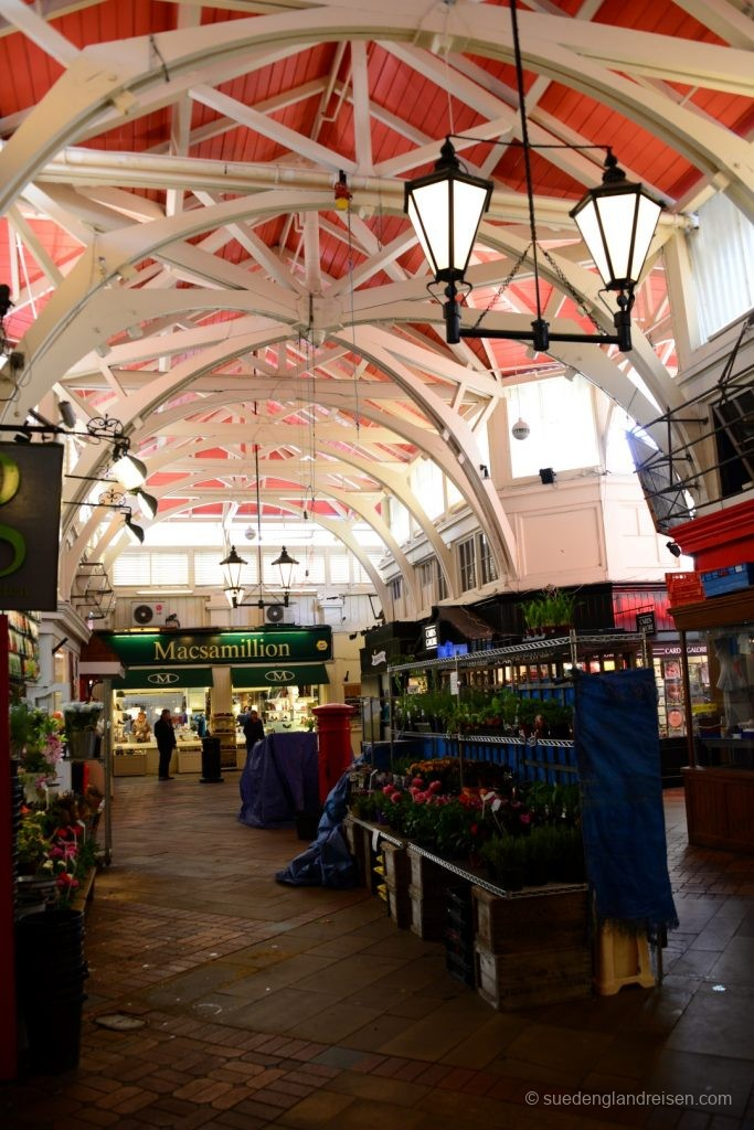 Oxford - Covered Market