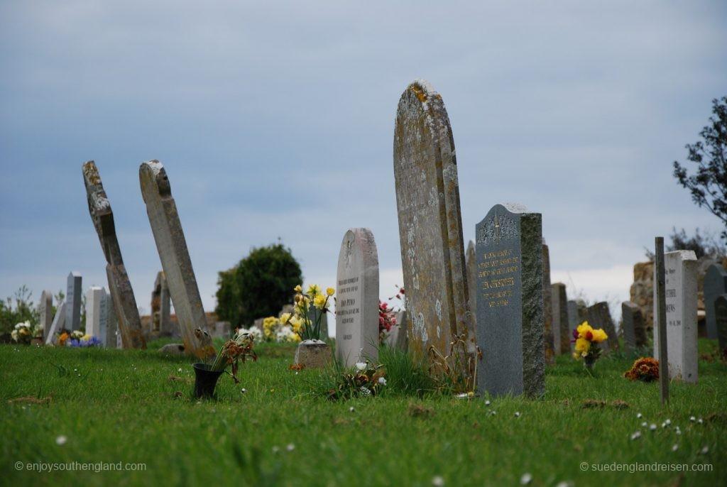 Der Friedhof von Abbotsbury