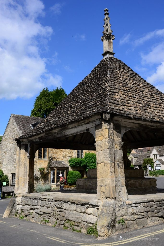 Castle Combe - Market Cross
