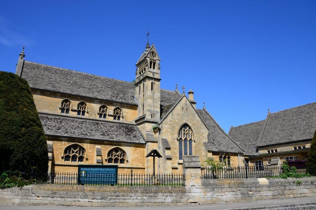 Die Kirche von Chipping Camden
