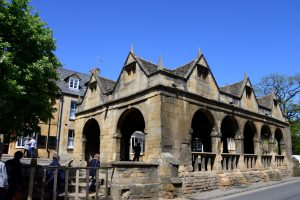 Chipping Camden in Gloucestershire