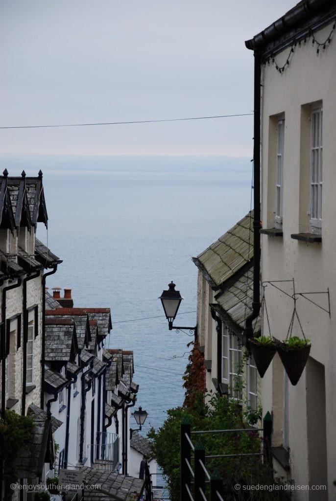 Das Meer und Clovelly - einst eine ganz enge Verbindung