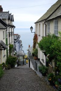 Clovelly in Devon