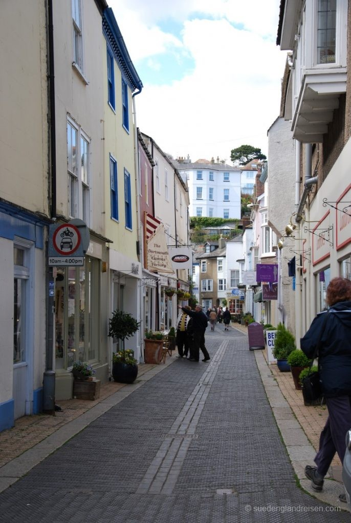 Altstadt in Dartmouth