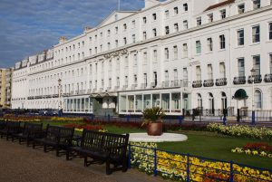 Eastbourne in East Sussex