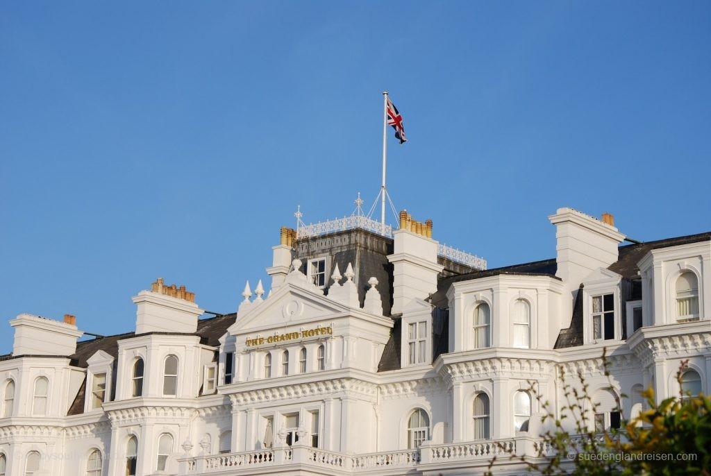 The Grand Hotel von Eastbourne