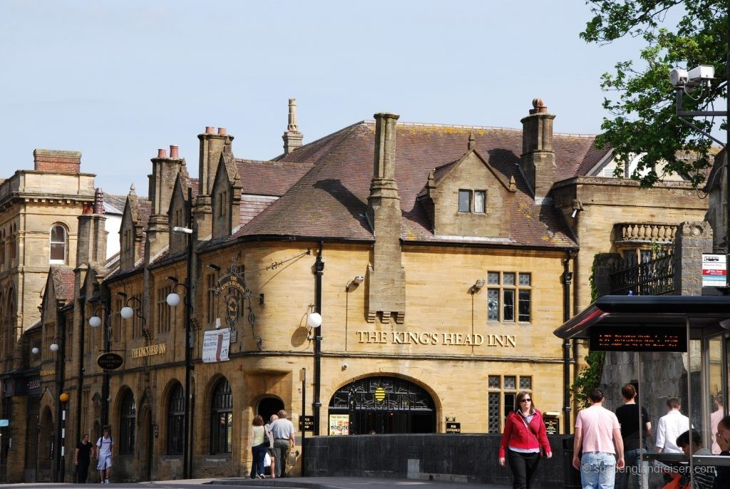 The Kings Head Inn in Salisbury