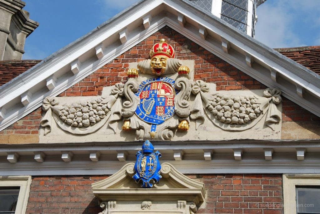 Hausdetail in Salisbury