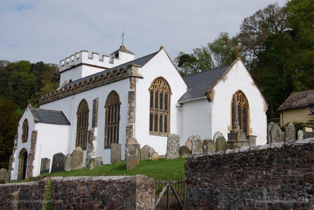 Die Kirche von Selworthy