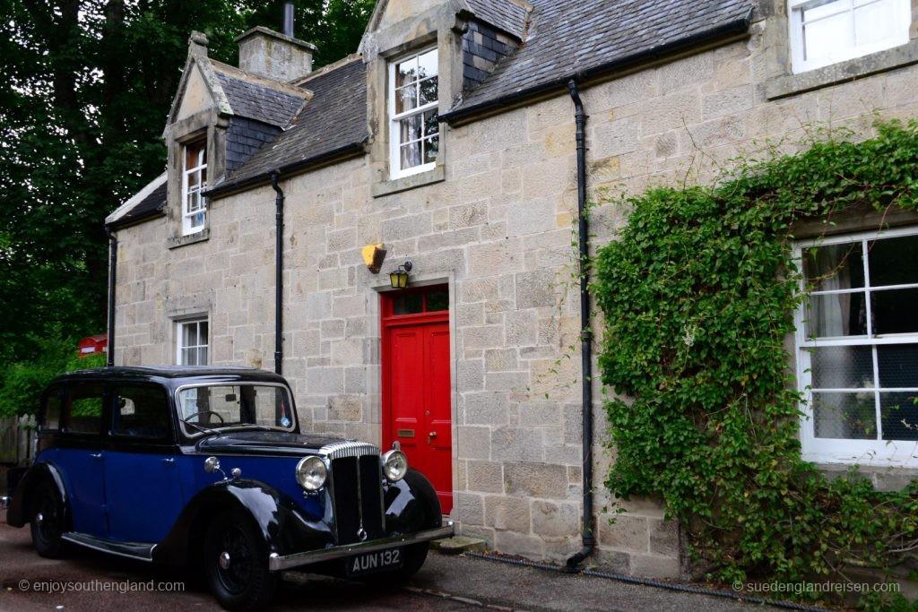 Zurück in die Vergangenheit in Cawdor