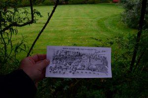 Ein herzliches Willkommen in den Garten von Cawdor Castle