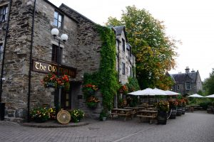Das Old Mill Inn in Pitlochry