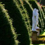 Detail im Drummond Castle Garden