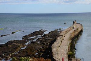 Der alte Hafen von St. Andrews