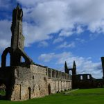Ruine der St. Andrews Cathedral
