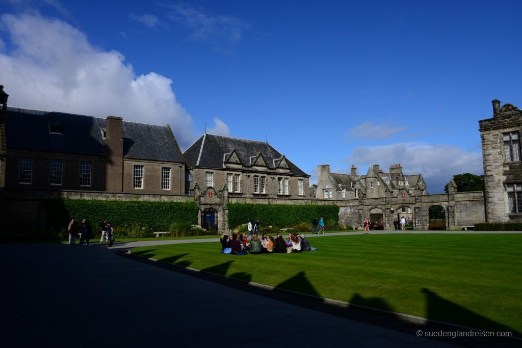Uni-Campus in St. Andrews