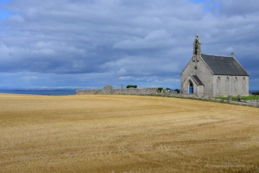 Die Kirche von Boarhill