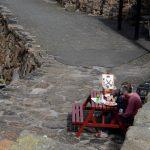 Der Hafen von Crail ist ein idealer Platz für ein gepflegtes Picknick