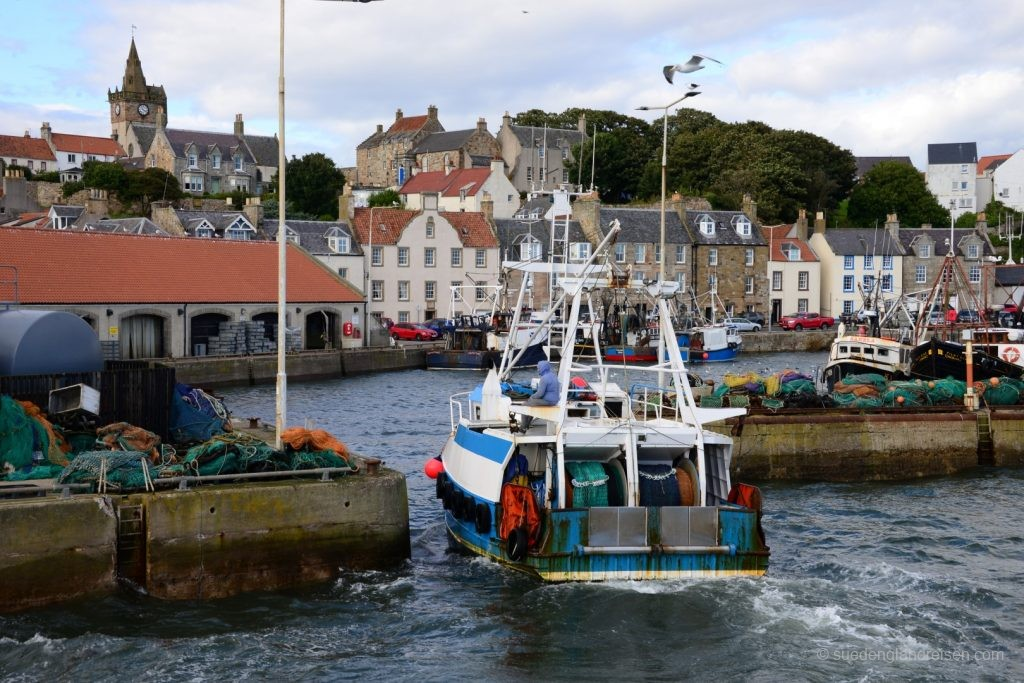 Der Working Harbour von Pittenweem