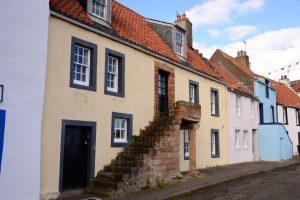 Typisches Haus für St. Monans