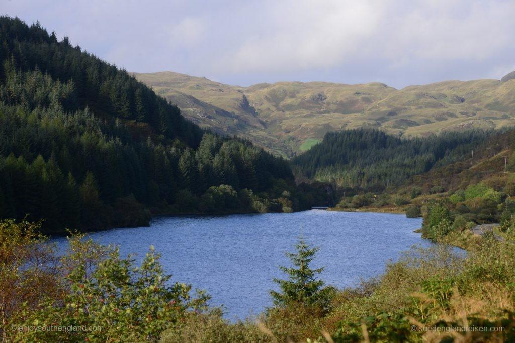 Der Loch nan Druimnean
