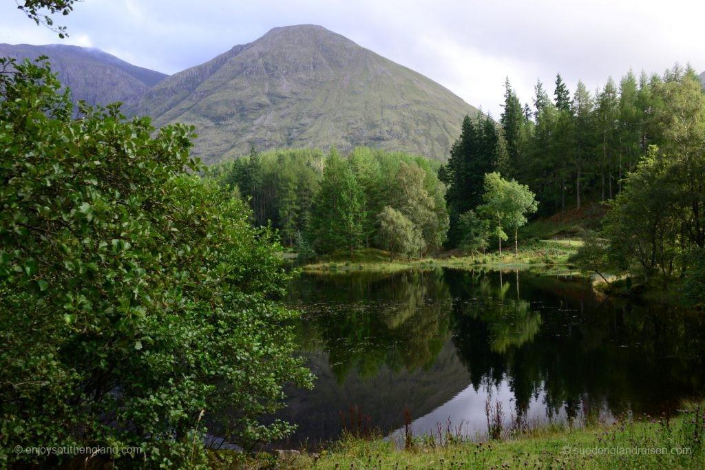 Am Torren Lochan (Lochan = kleiner See)